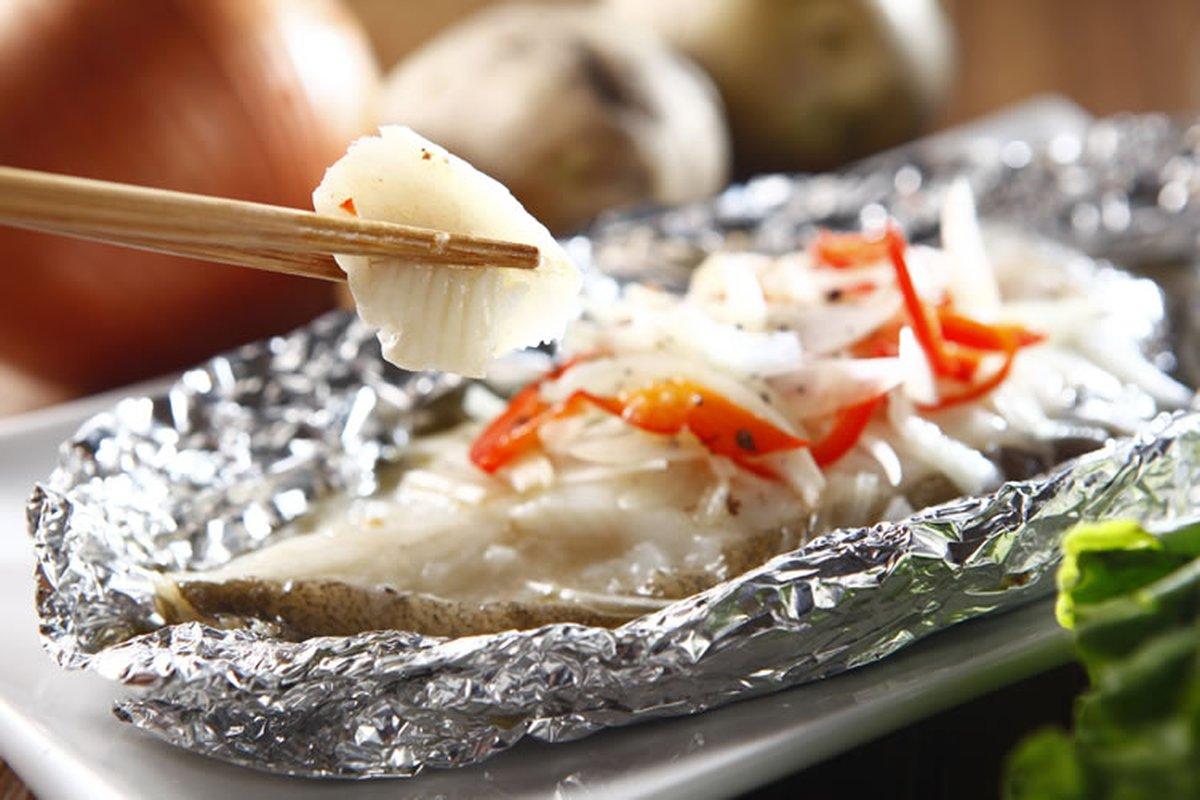 不必開火的鱈魚料理