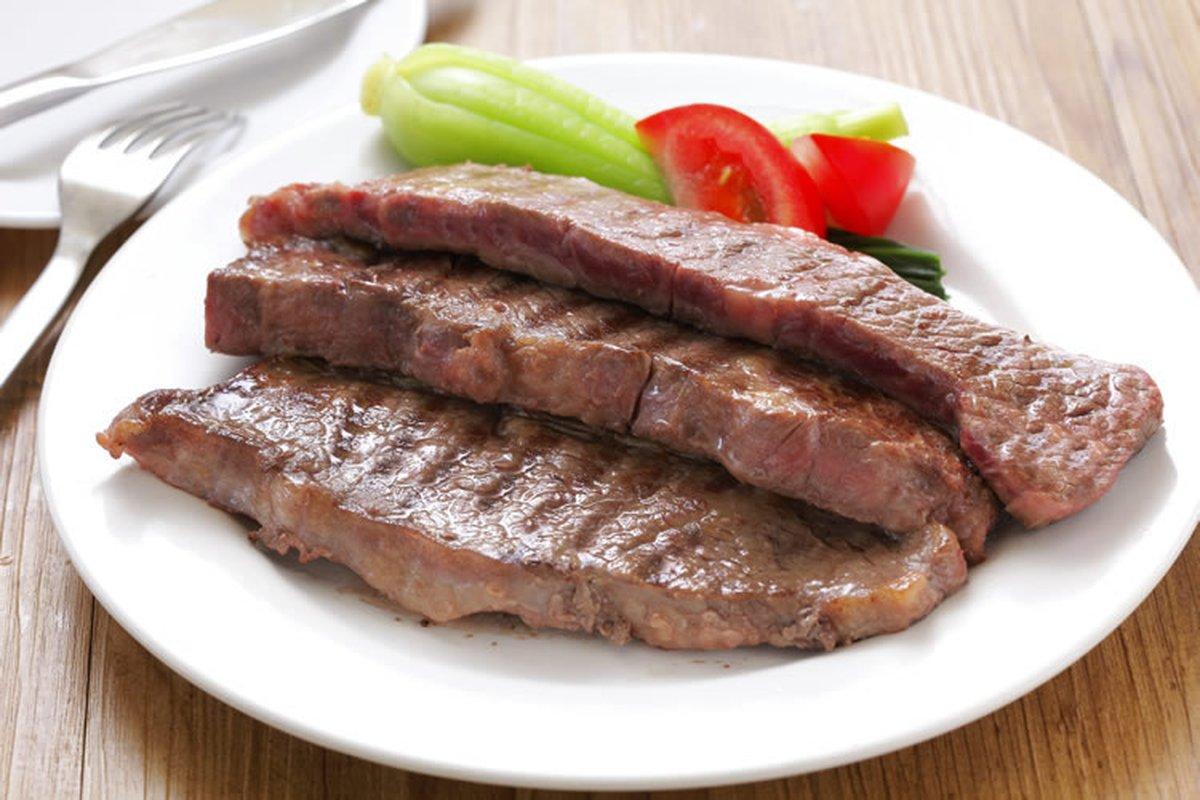 煎牛排-無骨牛小排