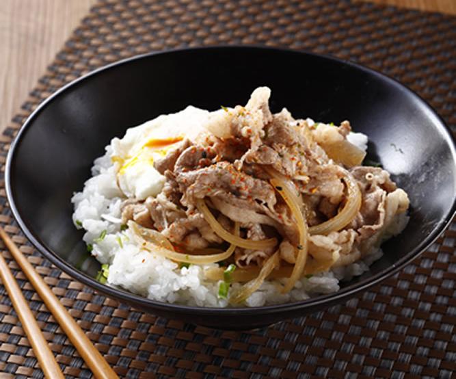 牛丼飯(1)