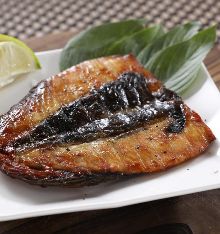 鮮烤虱目魚