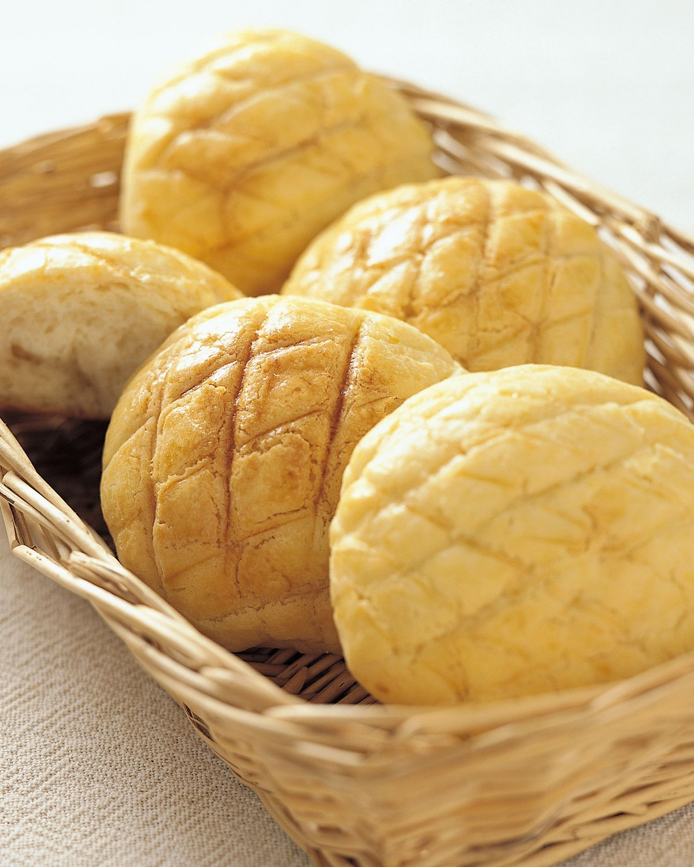 菠蘿麵包::食譜