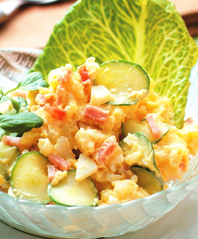馬鈴薯沙拉(2)