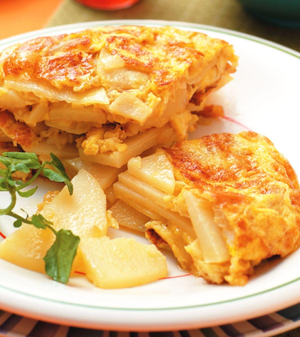 馬鈴薯 烘 蛋 材 料 馬鈴薯 200 公克 洋蔥 1 2 個 蛋 2 ...