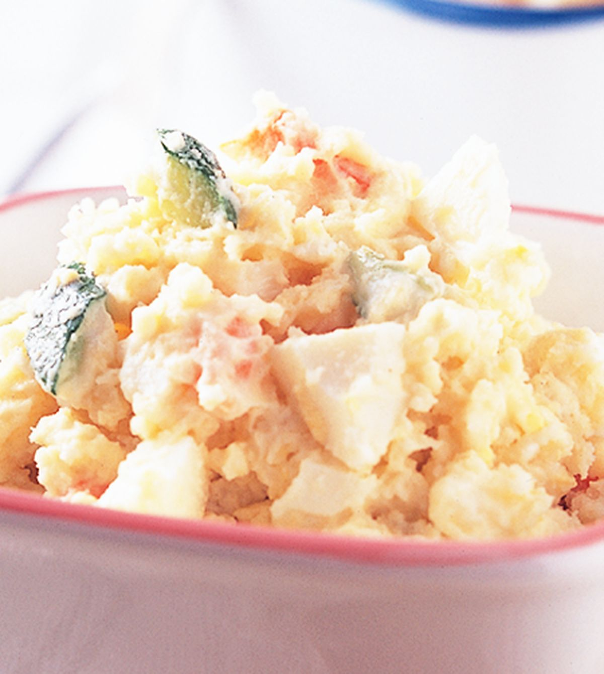 馬鈴薯 蛋 沙拉 材 料 馬鈴薯 3 顆 雞蛋 2 顆 小 黃瓜 1 ...