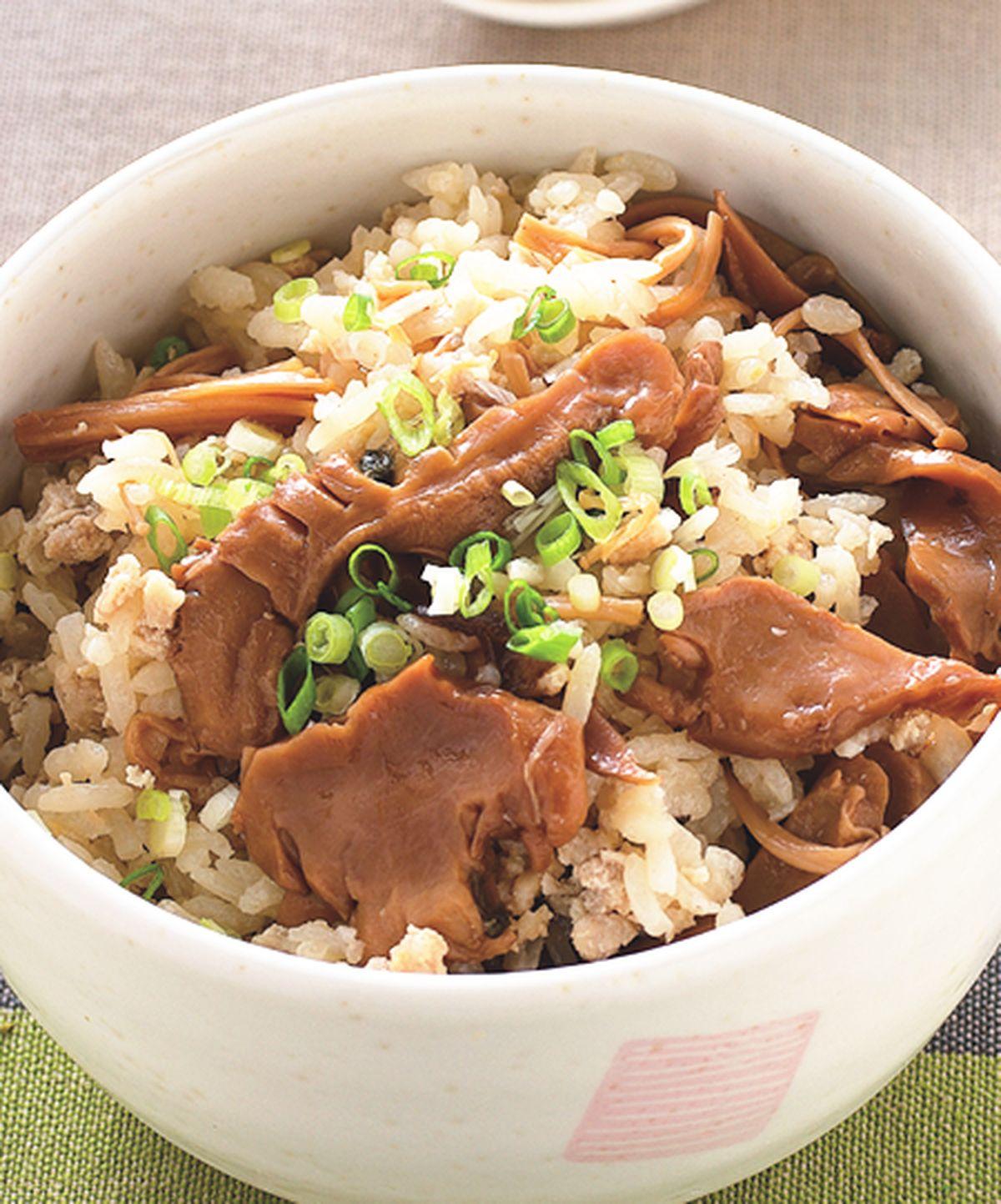胡瓜鱼的做法_珍菇饭的做法-怎么做珍菇饭的制作方法详解