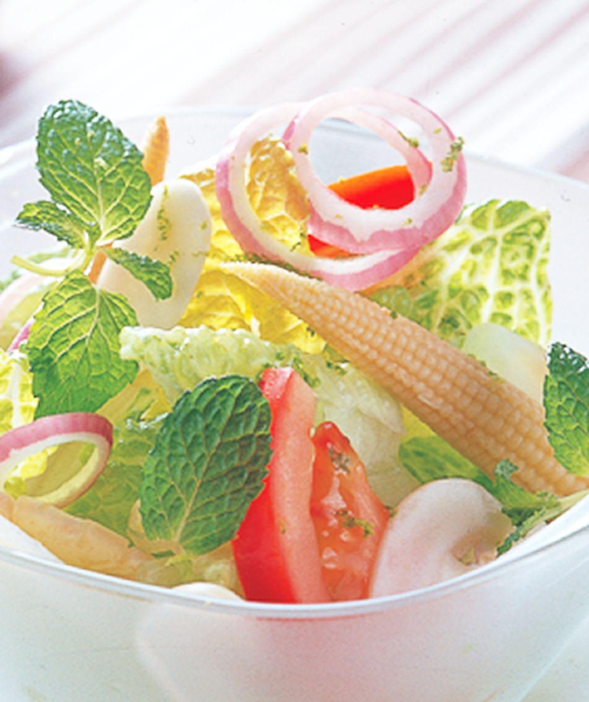 多種涼拌小菜或蔬菜沙拉做法 - Yahoo!奇摩知識+