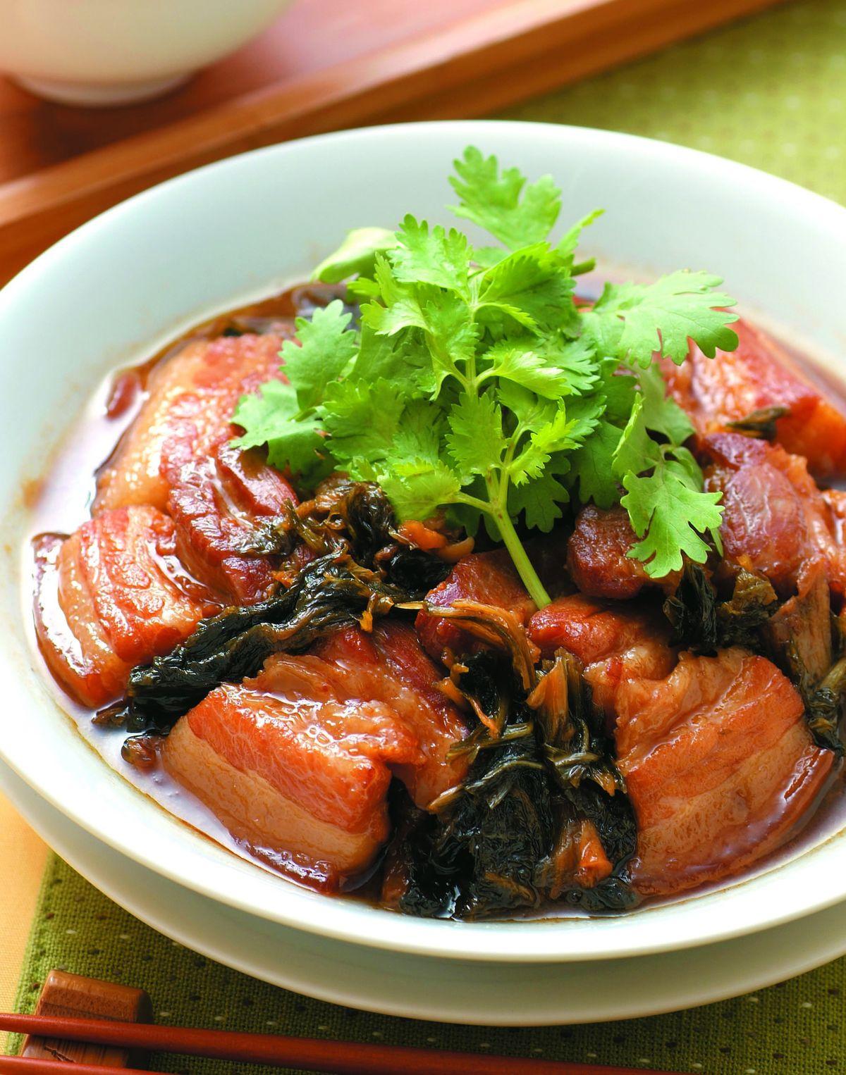 梅干扣肉(7)