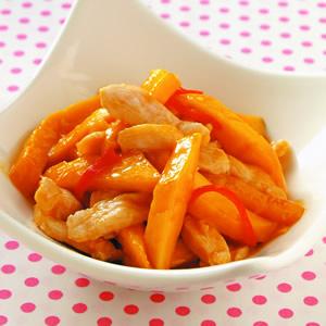 芒果雞柳(1)