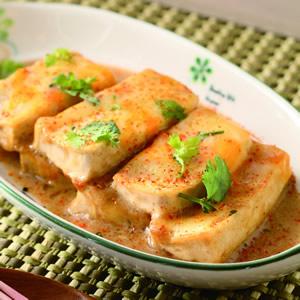 乳酪煎豆腐