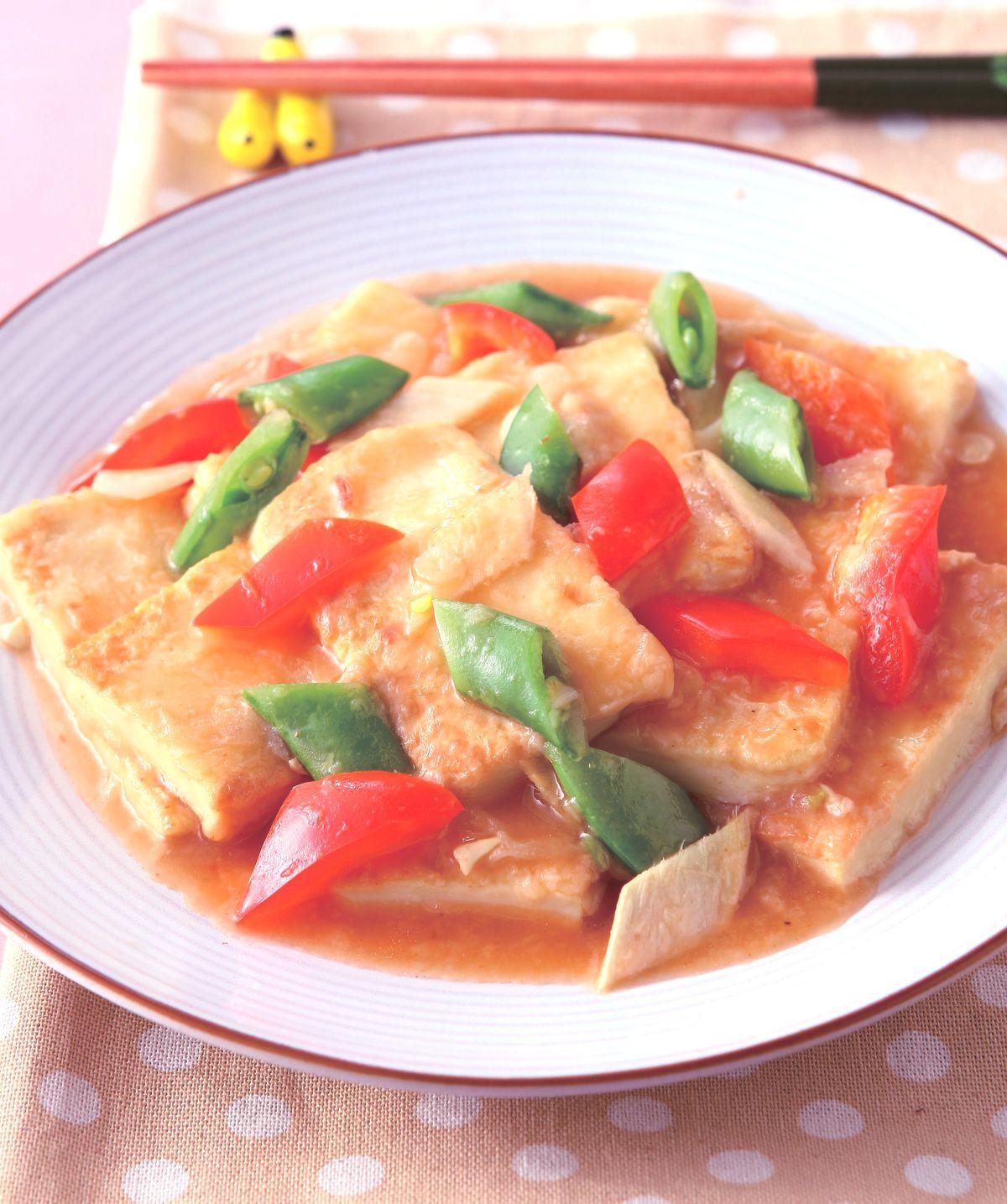 紅燒豆腐(8)