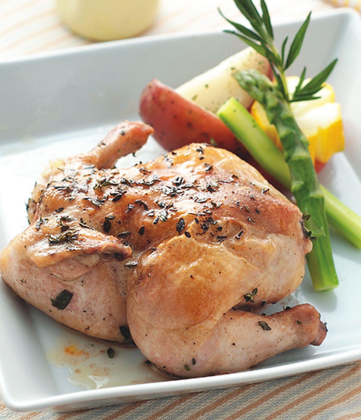 法式爐烤香料春雞的做法-怎麼做法式爐烤香料春雞的 ...